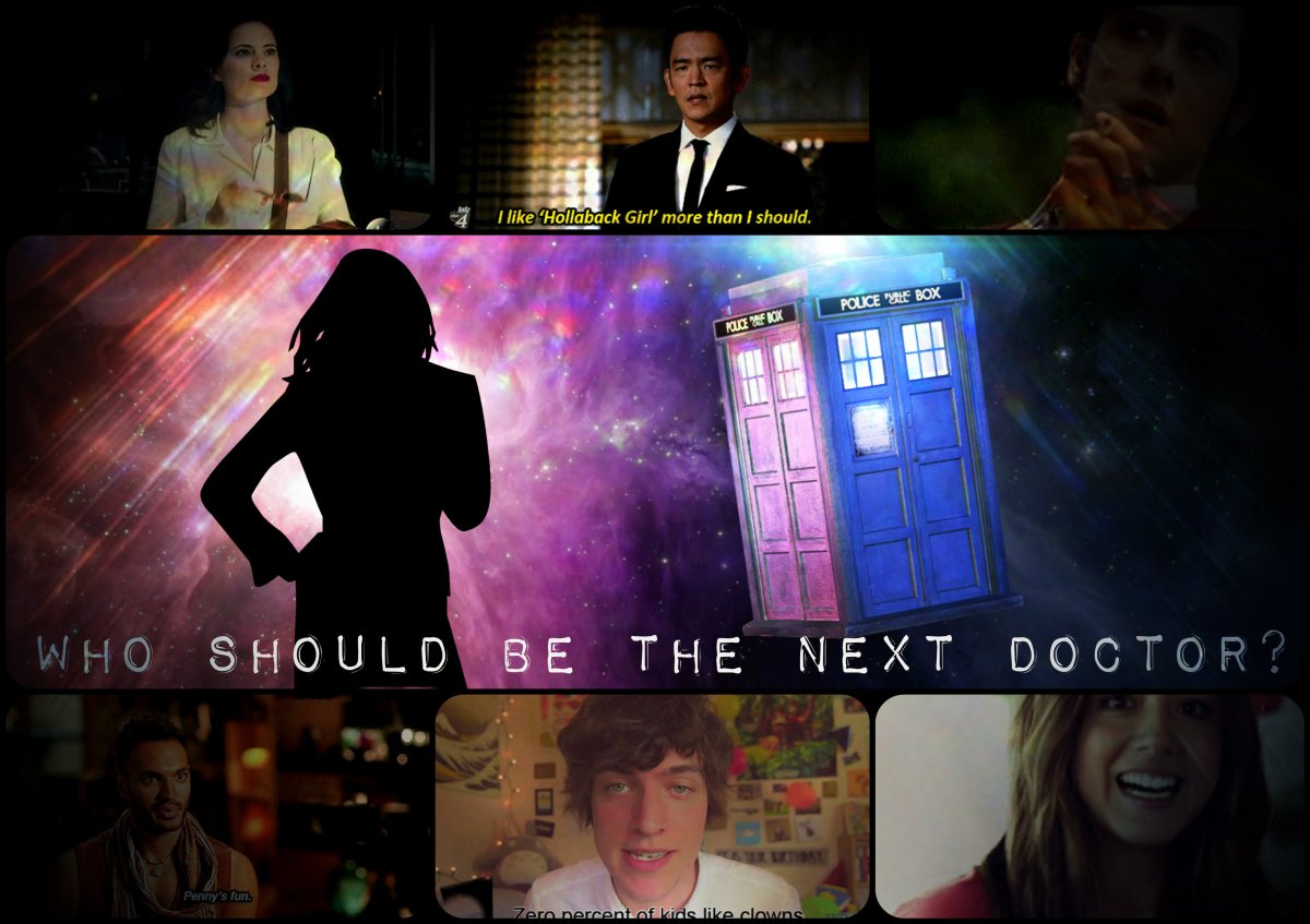 7 People We Want to be the Next Doctor in Doctor Who